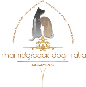 Logo dell'allevamento Thao Ridgeback Dog Italia